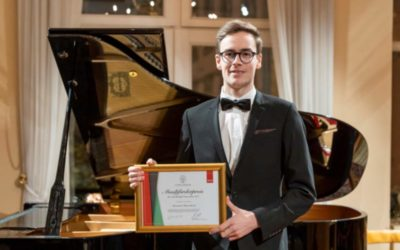 Concordiapreis Kategorie Musik 2019