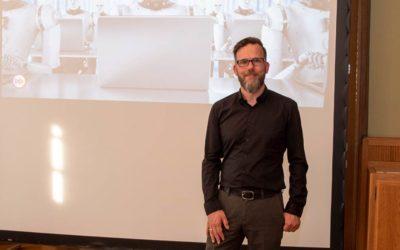 Concordia Business Club | hat Arbeit eine Zukunft? | Wolf-Nicolas Henkels
